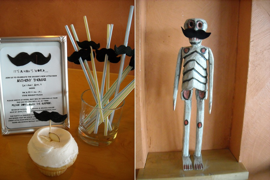 Ideas Baby Shower Mexicano.Diy Idea For Boy Baby Shower Anticipation Events