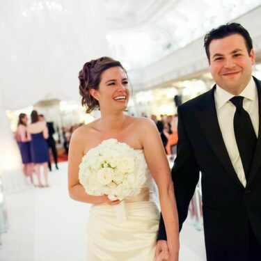 downtown chicago wedding at the blackstone hotel