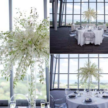 styled shoot: chicago skyline inspired wedding at venue six10
