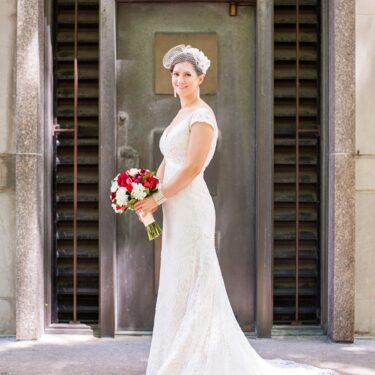 downtown chicago wedding at hotel monaco