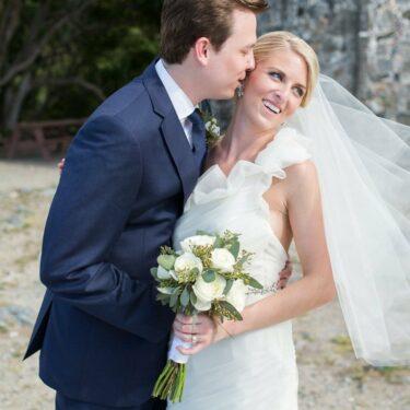 destination wedding at st. john ultimate villas