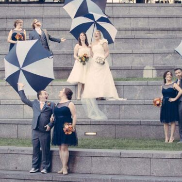downtown chicago riverfront wedding
