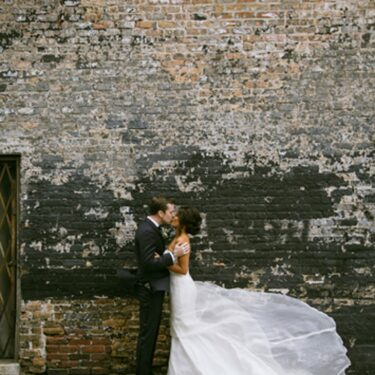 stunningly glamorous northerly island wedding