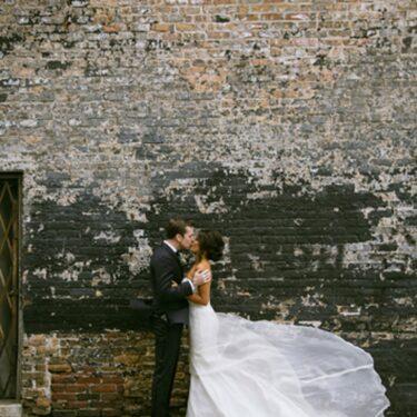 stunningly glamorous northerly island wedding