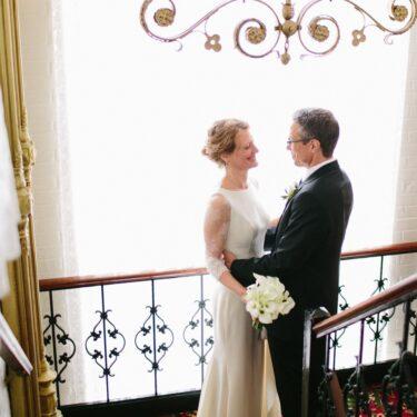 sweet spring wedding at meson sabika