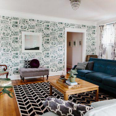 elizabeth's logan square apartment + AE lifestyle