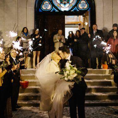 winter white wedding at the bridgeport art center
