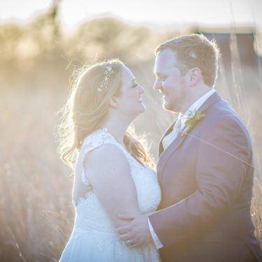 spring DIY wedding at byron colby barn