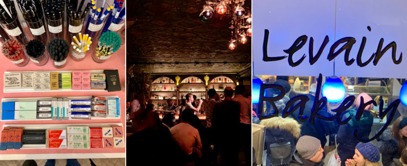 anticipation events travel guide NYC