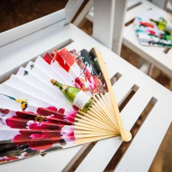 Anticipation Events styled wedding at Blumen Gardens