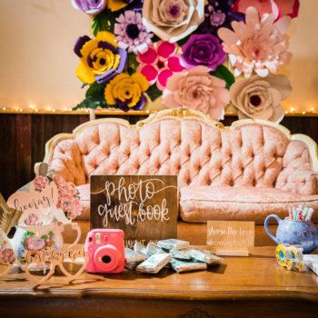 Blumen Garden wedding styled by Anticipation Events