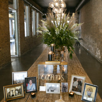 Pampas Grass Modern styled by Anticipation Events
