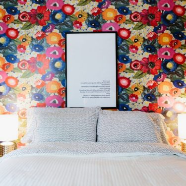 our seven favorite places to find wallpaper