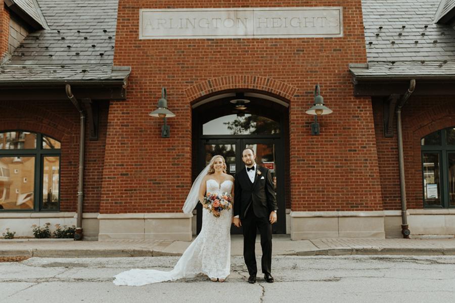 arlington heights wedding