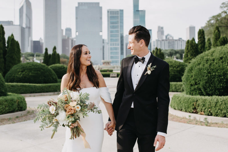 anticipation events wedding