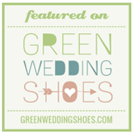 greenweddingshoes